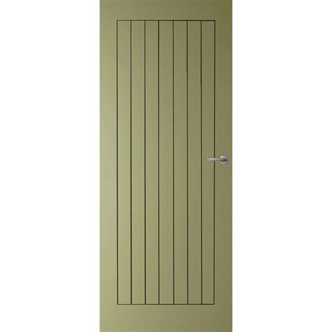 Hume Doors Timber 2040 X 820 X 35mm Accent Internal Door Hume Interior Doors
