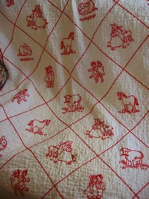 Work Quilts by 17 Best Images About Redwork On