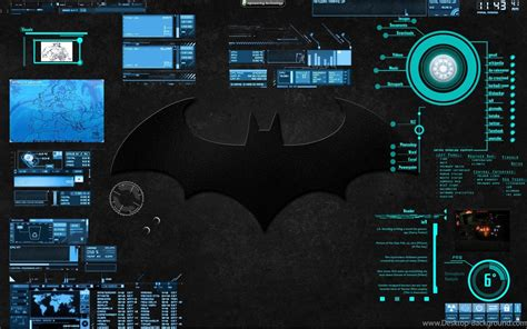computer interface themes bat computer desktop www imgkid com the image kid has it