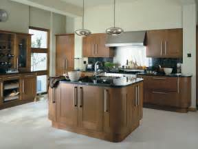 walnut color kitchen cabinets estro walnut from eaton kitchen designs wolverhton