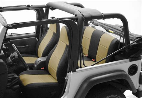 1995 jeep seat covers all things jeep neoprene rear seat covers for jeep