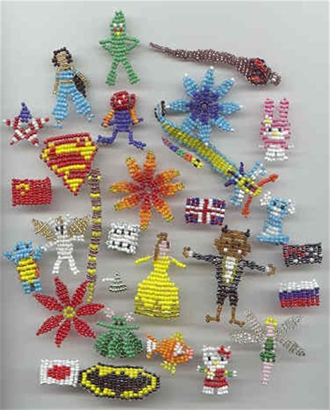 bead critters pin beaded critter patterns by javier on