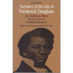 Narrative Of The Of Frederick Douglass An American