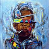 Abstract Paintings Art Music | 1000 x 1008 jpeg 1026kB