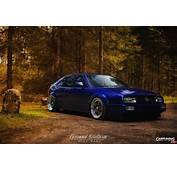 Tuning VW Corrado VR6 Front And Side
