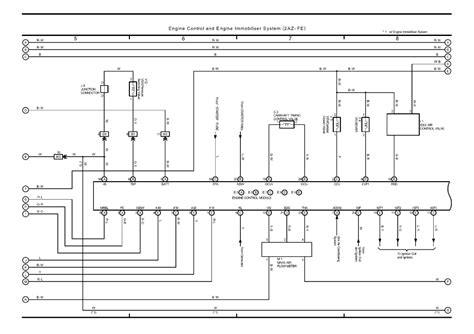 toyota voxy wiring diagrams wiring diagram