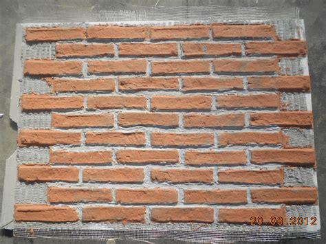 mattoni per rivestimento interno casa moderna roma italy rivestimento in mattoni