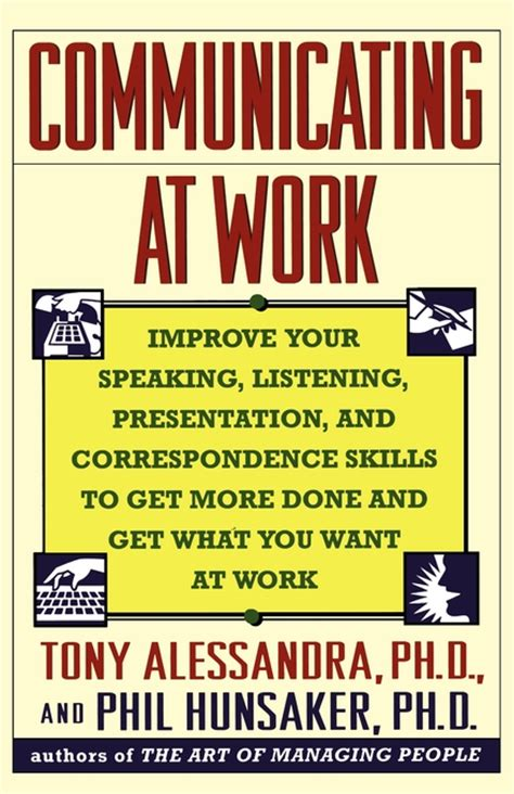 leaf for communicating at work books tony alessandra official publisher page simon