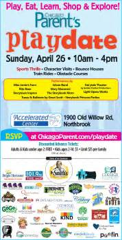 Chicago Parent Calendar The Chicago Parent Playdate Your Calendar