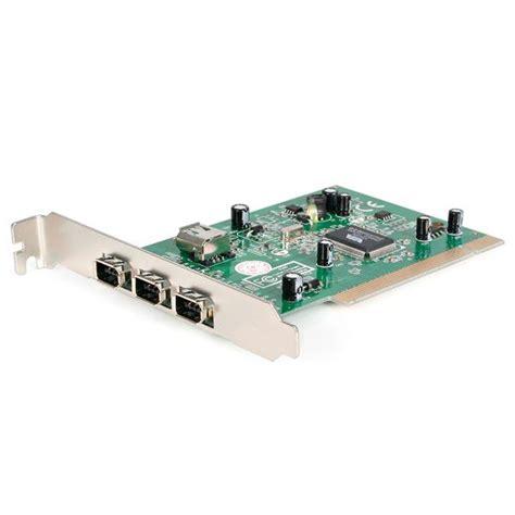 porta ieee 1394 4 port pci 1394a firewire adapter card firewire cards