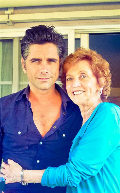 full house mom john stamos turns 50 full house star celebrates birthday with his mom see the pics