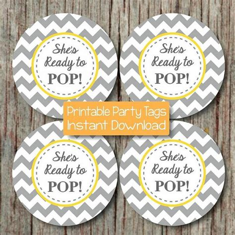 ready to pop labels template baby shower printable she s bumpandbeyonddesigns