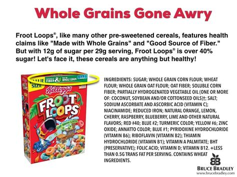 made with whole grains claim your guide to understanding whole grains