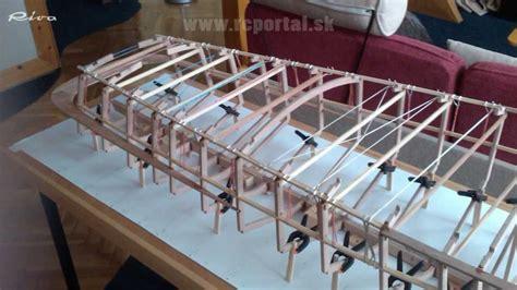 riva aquarama special rc model cz stavba karolko