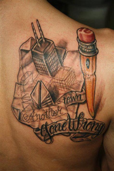 New School Tattoo Artists In Chicago | adam aguas art tattoos new school chicago tibute