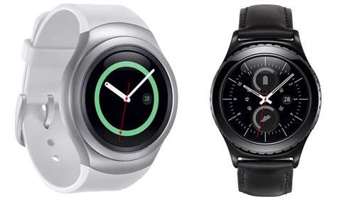 Samsung Gear S Smartwatch Stylish the samsung gear s2 is samsung s best looking smartwatch yet tech style express co uk