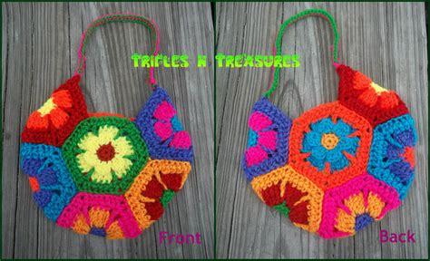 crochet pattern child purse flower child crochet bag favecrafts com