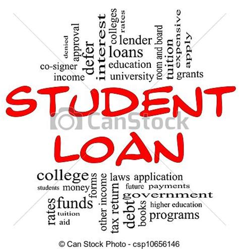 Loan Letters Crossword Puzzle Clue Stock Photo Of Student Loan Word Cloud Concept In Black Student Csp10656146 Search