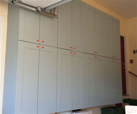 How To Build Garage Cabinets Easy by Garage Storage Cabinets I 10 Steps With Pictures