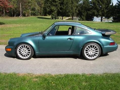 1991 porsche 911 turbo 1991 porsche 911 turbo german cars for sale blog