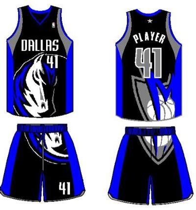 jersey design and logo dallas mavericks new jersey design