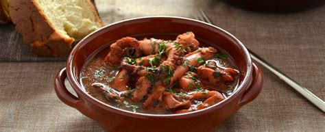 polpo in cucina ricetta polpo alla pignata agrodolce