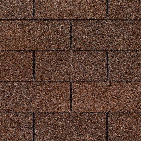 gaf royal sovereign autumn brown  year  tab shingles