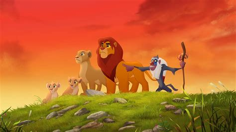 film the lion guard 5 reasons why 90s kids should be excited for the lion