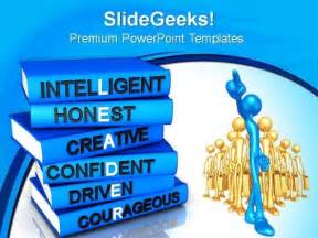 leadership powerpoint templates leadership qualities driverlayer search engine