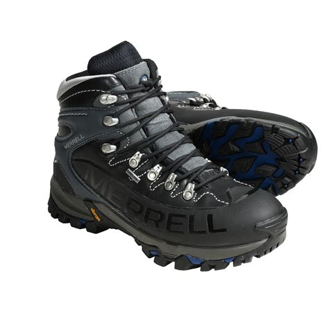 merrill mens boots merrell outbound mid tex 174 hiking boots for