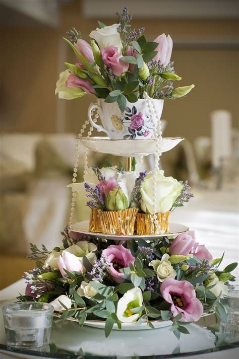 images about tea parties on pinterest table decorations this afternoon tea display would be the perfect