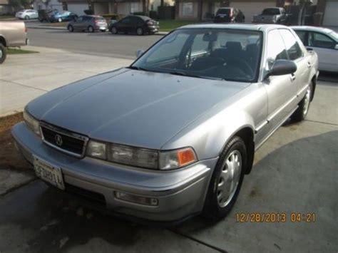 purchase used 1993 acura vigor gs sedan 4 door 2 5l in