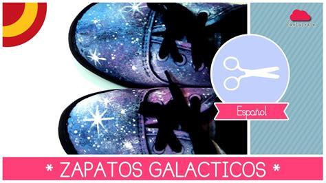 decorar zapatos deportivos zapatos galaxia como decorar tus zapatos con efecto