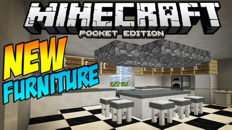 Mcpe Furniture by Minecraftplanet Furniture Mod For Minecraft Pe 0 15 0 Mcpe