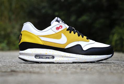 Nike Air Max 1 by Nike Air Max 1 Id Fc Barcelona Sneakers Addict