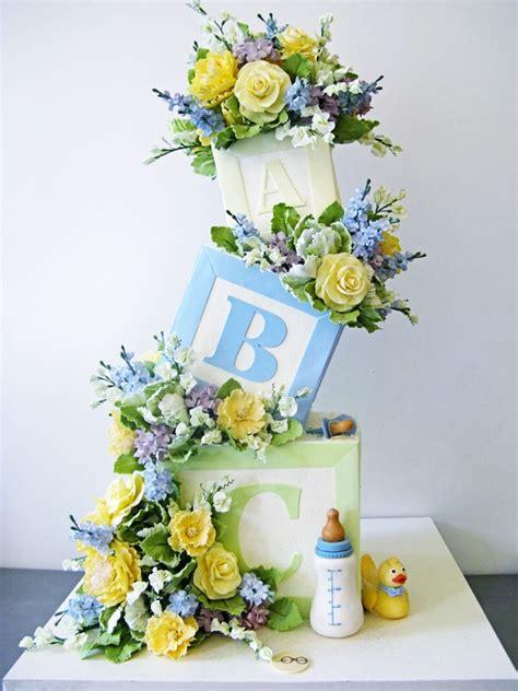 extravagant baby shower cakes