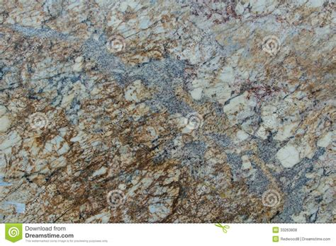 Vbm091 Blue Gold White Grey blue gold brown granite royalty free stock photos