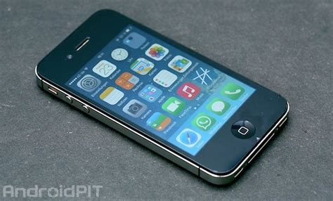 iphone s4 comparatif galaxy s4 mini vs apple iphone 4s androidpit