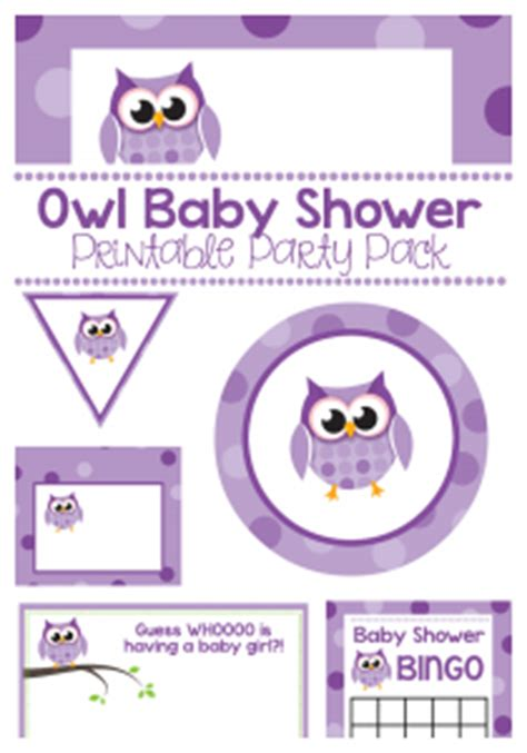 Free Printable Owl Baby Shower Invitations by Free Printable Owl Baby Shower Invitations Other