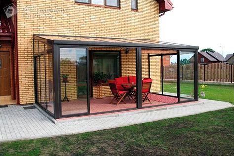 riscaldare veranda come riscaldare una veranda chiusa simple chiusura