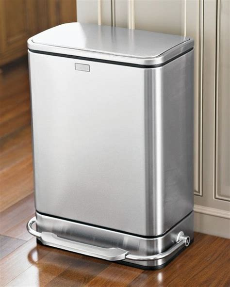 poubelle de cuisine inox poubelle de cuisine 50l inox cuisine id 233 es de