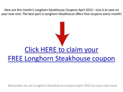 chilis printable coupon free appetizer or dessert august longhorn steak house coupons 2017 2018 best cars reviews