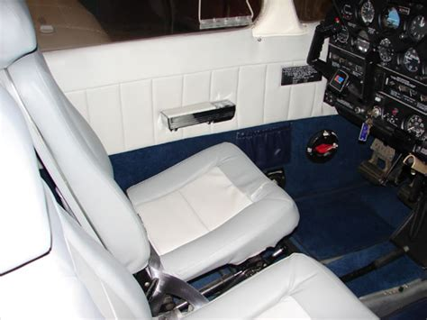 Piper Aircraft Interiors by Piper Warrior Interior Gallery Piper Warrior After 4 Jpg