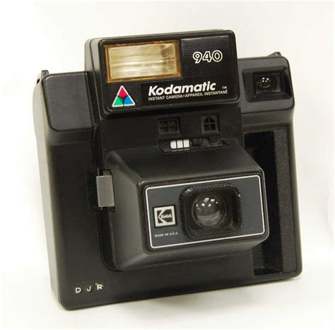 kodak polaroid polaroid versus kodak the battle for instant photography
