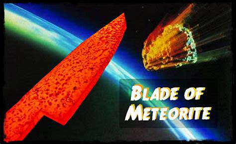 Anthony Bourdain Knife Maker by Video Blade Made With Meteorite
