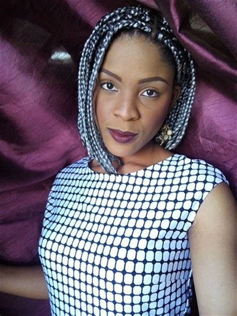 braids style for grey hair braids are always in braids box braids bob braids gray