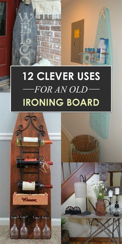 clever     ironing board