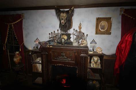 Haunted Mansion Fireplace mansion at blackthorne blackthorne resort