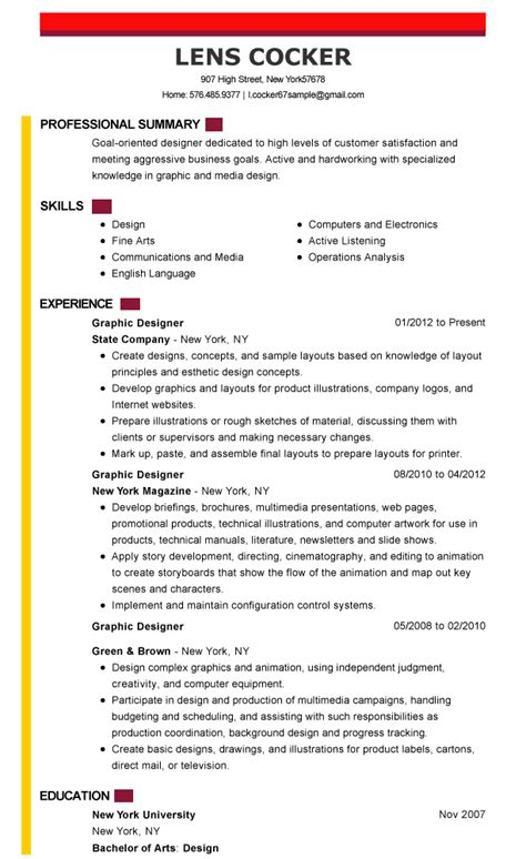 good exles of a functional resume