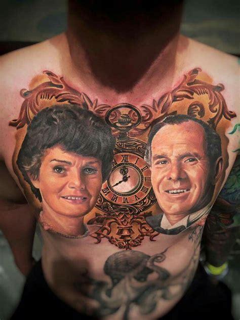 tattoo convention toronto randy engelhard realistic portrait tattoo from toronto